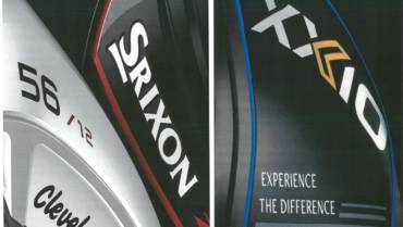 Fitting Srixon by Golf Distribution