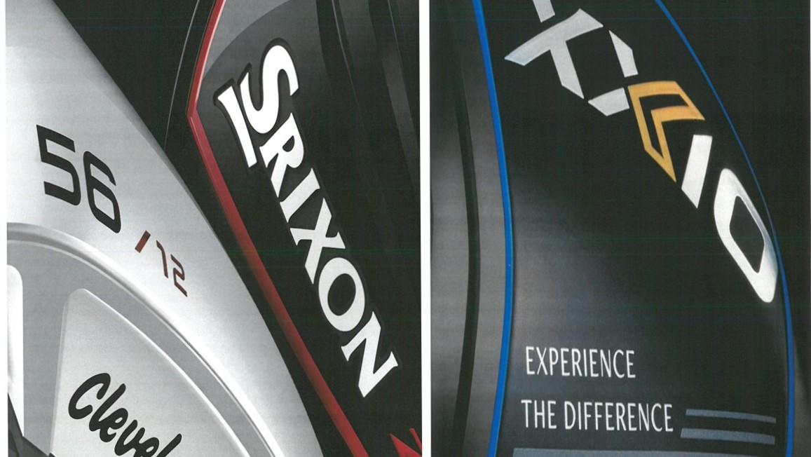 Fitting Srixonheader