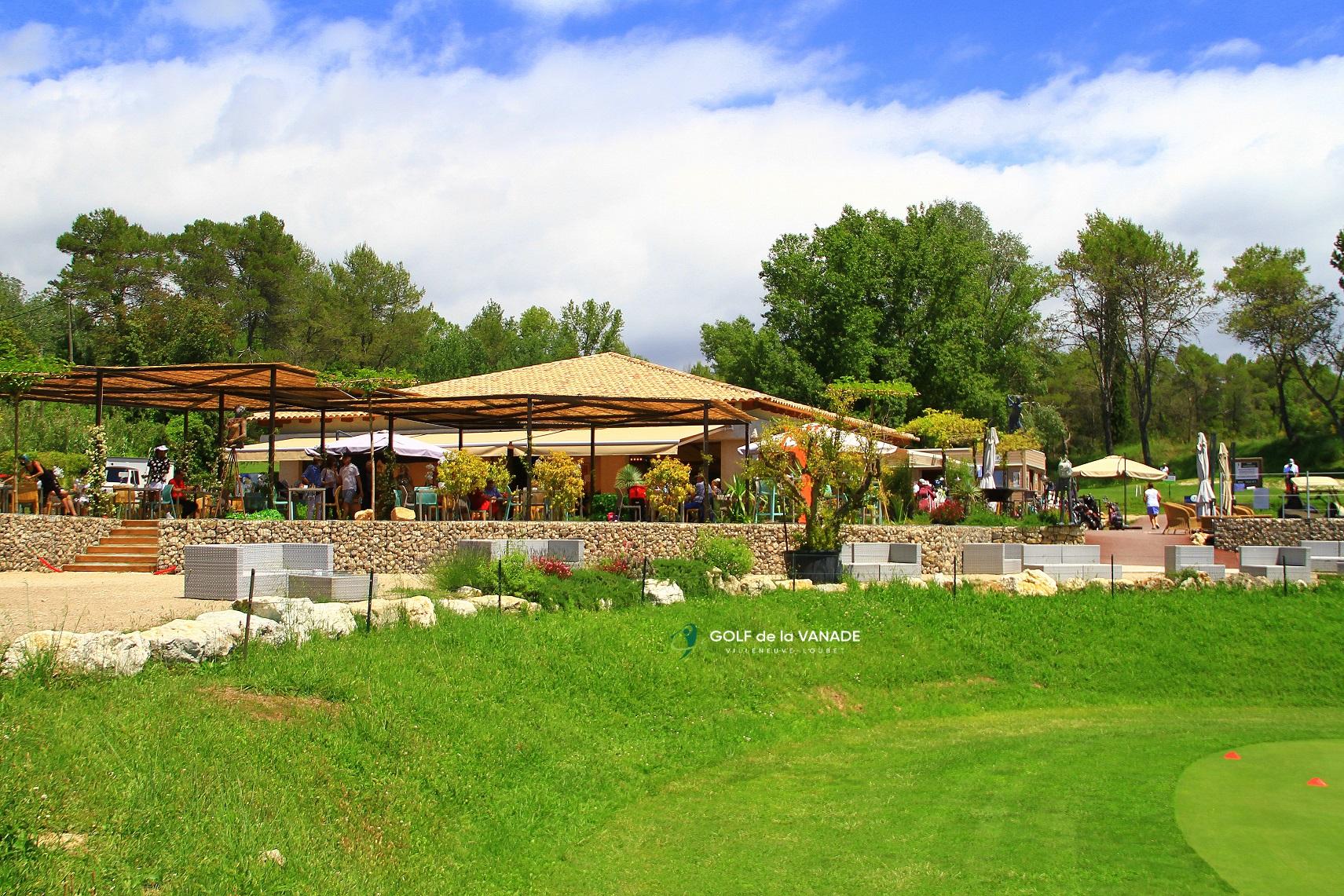 Restaurant du Golf de la Vanade