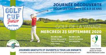 Nice Matin Golf Cup Junior