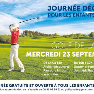 Nice Matin Golf Cup Junior : La journée dédiée aux enfants de 6 à 16 ans !