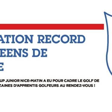 Retour sur la Nice-Matin Junior Golf Cup