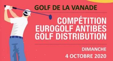 Compétition Eurogolf Golf Distribution