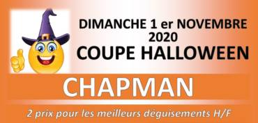 Coupe d'Halloween