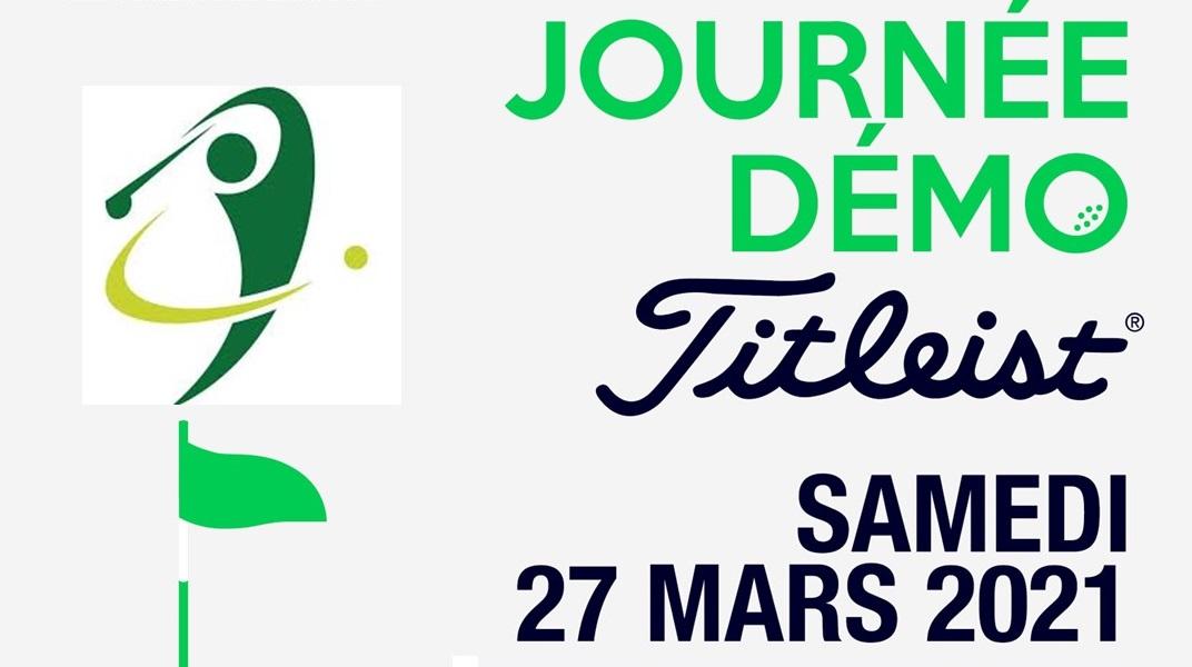 Journée Fitting Titleist | Mars 2021