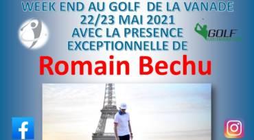 Weekend Golf 22 & 23 Mai